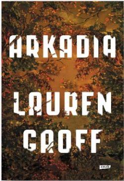Okładka książki - Arkadia