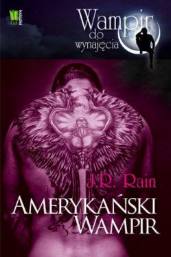 Okładka książki - Amerykański wampir