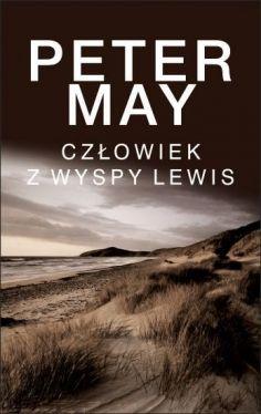 Okładka książki - Człowiek z wyspy Lewis