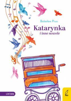 Okładka książki - Katarynka i inne nowele