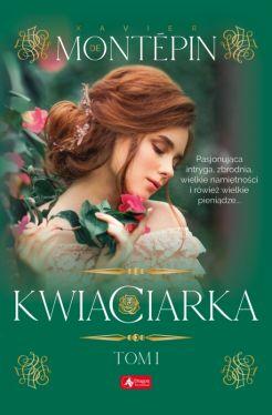 Okładka książki - Kwiaciarka, tom 1