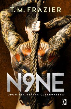 Okładka książki - N9ne. Opowieść Kevina Clearwatera
