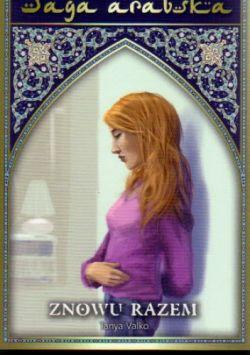 Okładka książki - Saga arabska tom 14. Znowu razem
