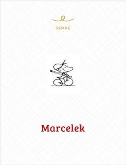 Okładka książki - Marcelek
