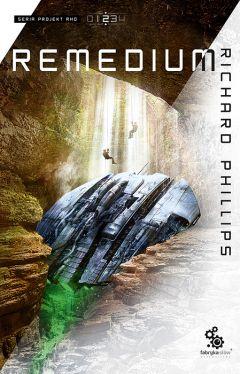 Okładka książki - Remedium