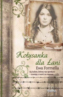 Okładka książki - Kołysanka dla Łani