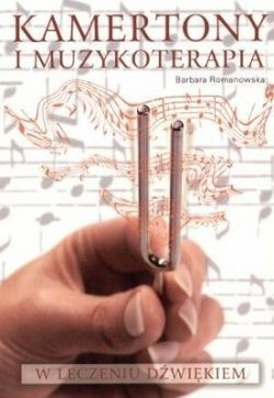 Okładka książki - Kamertony i muzykoterapia