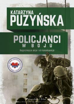 Okładka książki - Policjanci. W boju