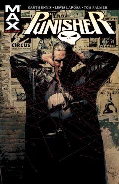 Okładka książki - Punisher Max, tom 1. Marvel Classic