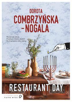 Okładka książki - Restaurant day