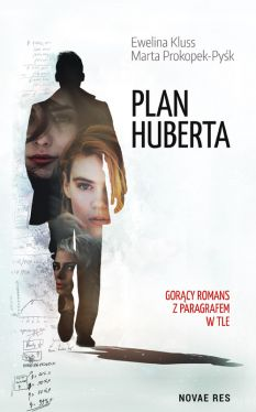 Okładka książki - Plan Huberta