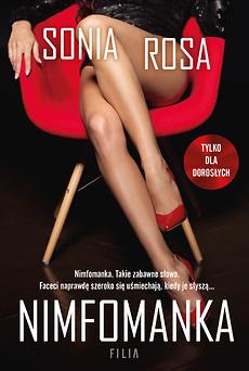 Okładka książki - Nimfomanka