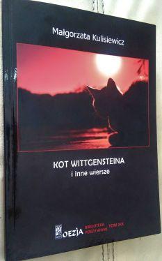 Okładka książki - Kot Wittgensteina