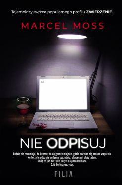 Okładka książki - Nie odpisuj