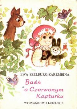 Okładka książki - Baśń o Czerwonym Kapturku