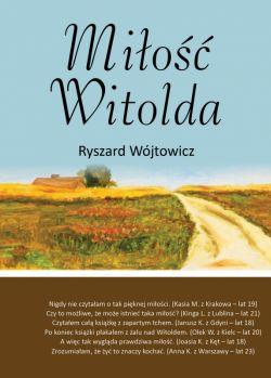 Okładka książki - Miłość Witolda