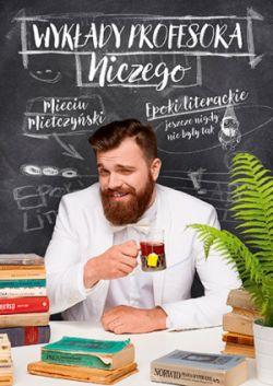 Okładka książki - Wykłady profesora Niczego