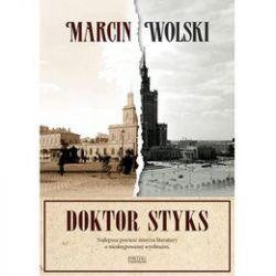 Okładka książki - Doktor Styks