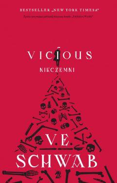 Okładka książki - Vicious: Nikczemni