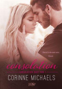 Okładka książki - Consolation