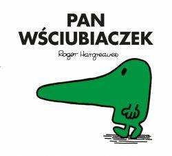 Okładka książki - Pan Wściubiaczek