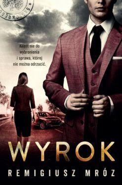 Okładka książki - Wyrok