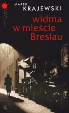 Okładka książki - Widma w mieście Breslau