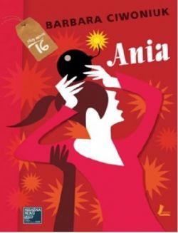 Okładka książki - Ania