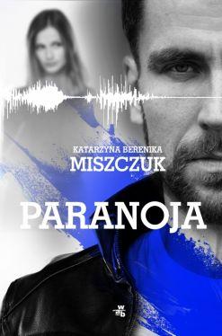 Okładka książki - Paranoja