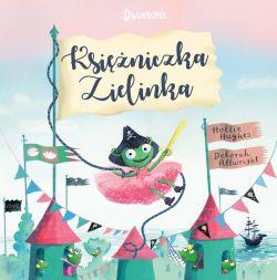 Okładka książki - Księżniczka Zielinka