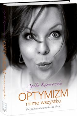 Okładka książki - Optymizm mimo wszystko
