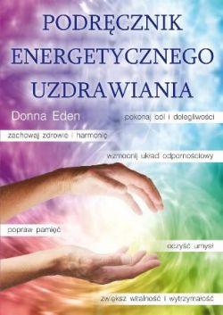 Okładka książki - Podręcznik energetycznego uzdrawiania