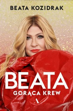 Okładka książki - Beata. Gorąca krew