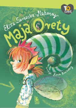 Okładka książki - Maja Orety