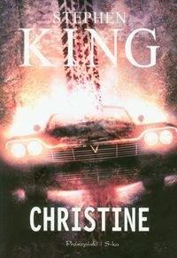 Okładka książki - Christine