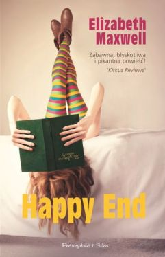 Okładka książki - Happy End