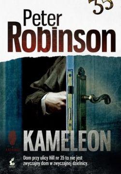 Okładka książki - Kameleon