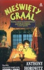 Okładka książki - Nieświęty Graal