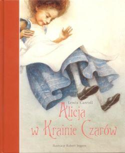 Okładka książki - Alicja w Krainie Czarów