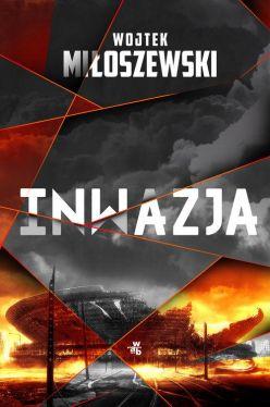Okładka książki - Inwazja