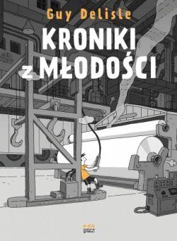 Okładka książki - Kroniki z młodości