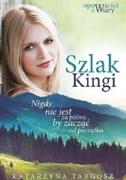 Okładka książki - Szlak Kingi
