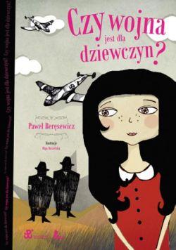 Okładka książki - Czy wojna jest dla dziewczyn?