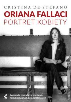 Okładka książki - Oriana Fallaci. Portret kobiety
