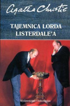 Okładka książki - Tajemnica lorda Listerdale`a