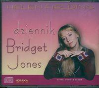 Okładka książki - Dziennik Bridget Jones. Audiobook