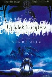 Okładka książki - Upadek Lucyfera