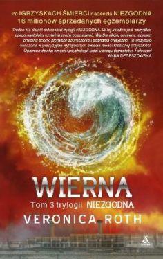 Okładka książki - Wierna