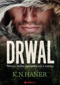 Okładka książki - Drwal