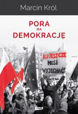 Okładka książki - Pora na demokrację